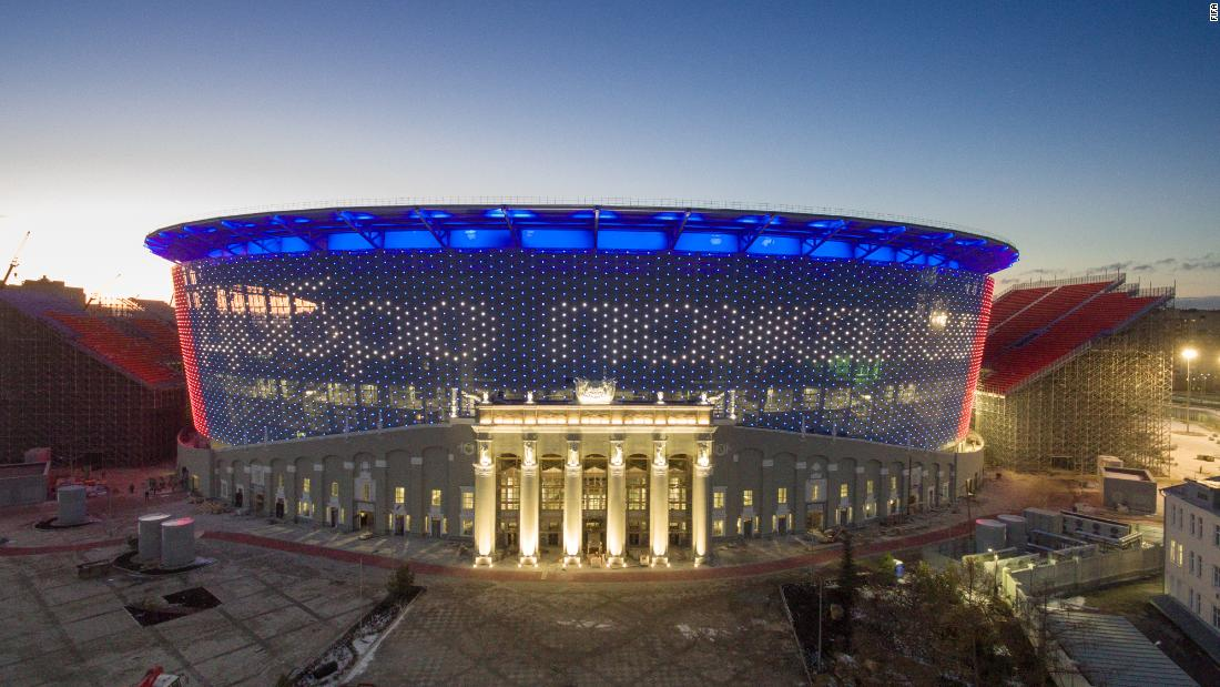 World Cup 2018 Football showpiece set to begin in Russia