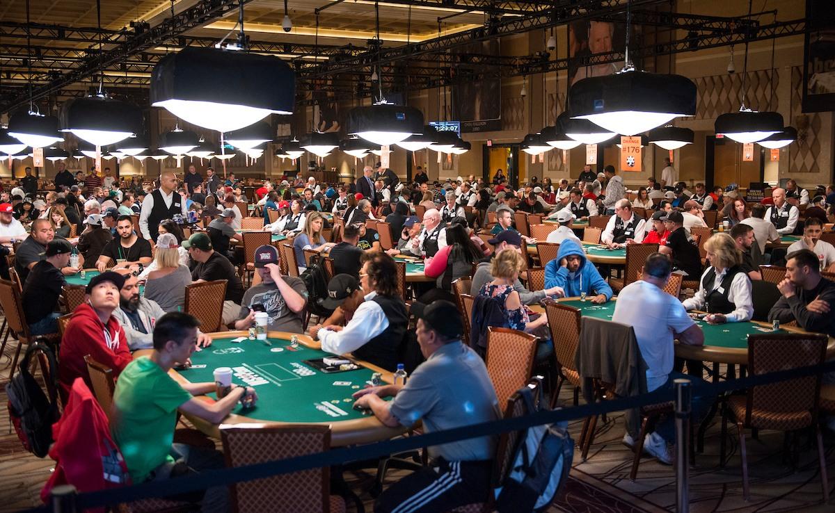 Poker-Revenue