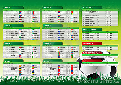 FIFA World Cup 2018 Fixtures Schedule India Timings And All You Need to Know